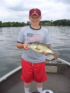 Bass Fishing on Lake Vermilion