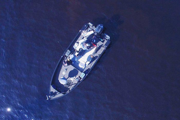 21' Fishing Boat - Alumacraft 205 Competitor