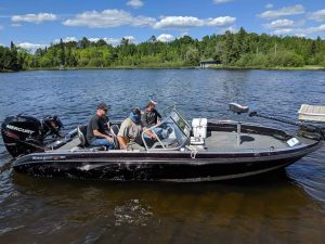 Ranger Fishing Boat