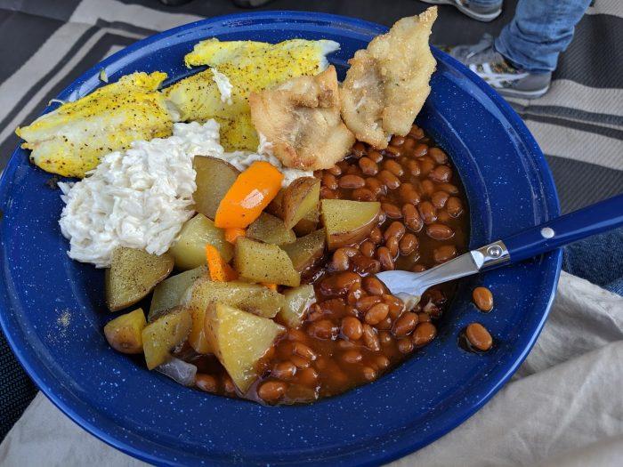 Walleye Shore Lunch
